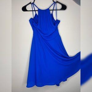 Blue Express dress- size 2